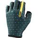 Mavic Sequence Gloves Women deep teal/aruba blue